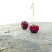 Boucles d'oreilles Pomme d'A…